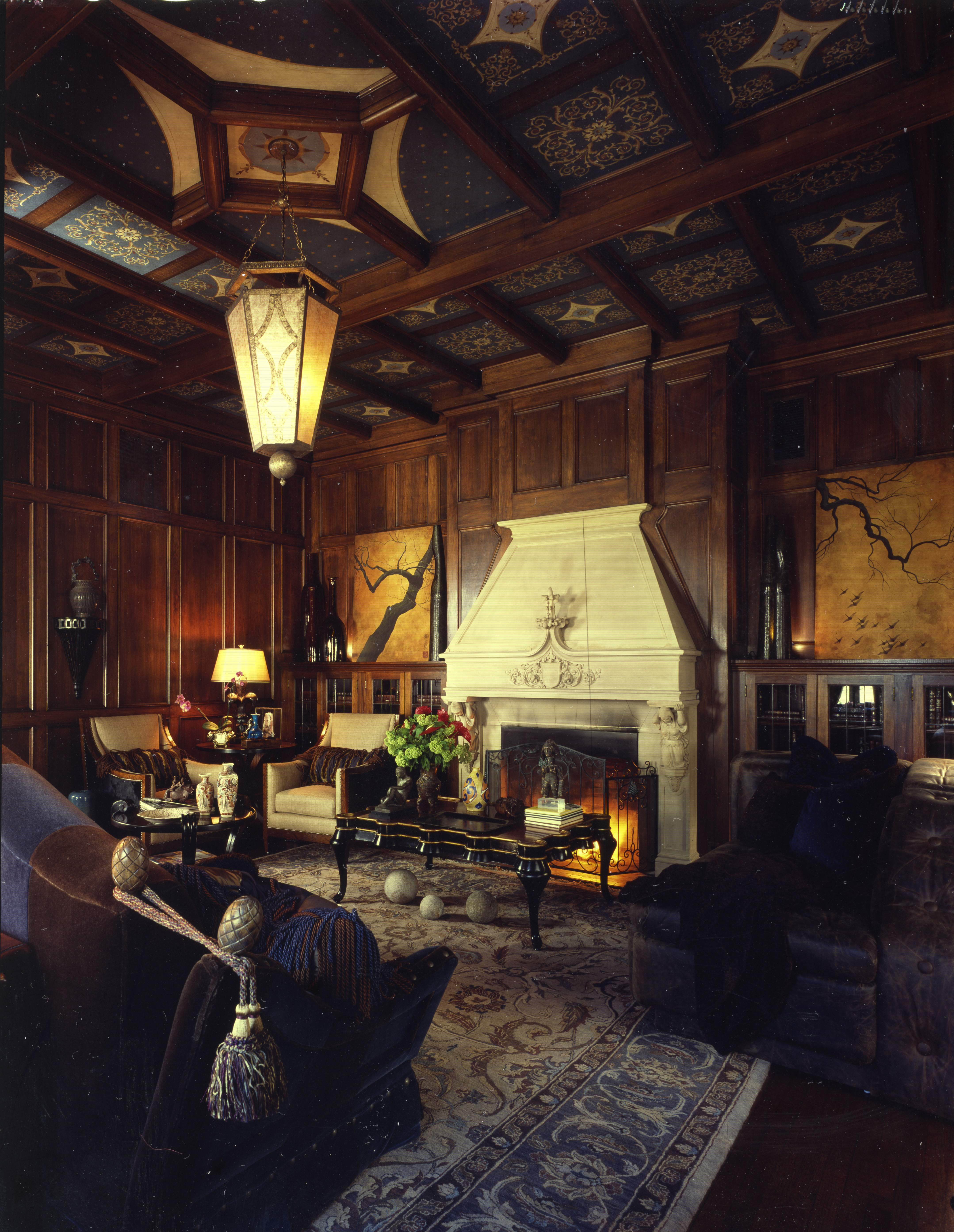 Traditional Home Interior Design: Traditional Interior Design
